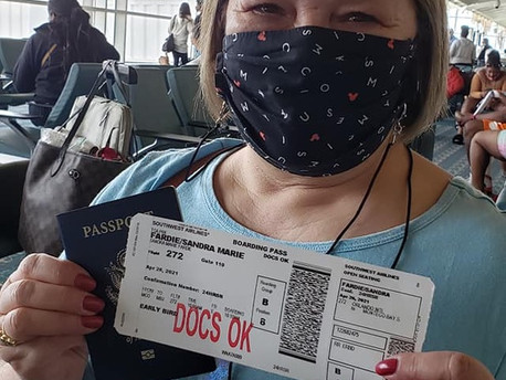 Traveling Post Pandemic:  I'm Ready but What Do I Need to Know?