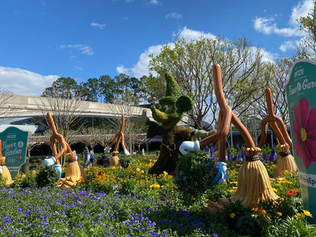 Epcot's Flower and Garden Festival Has Arrived!!!