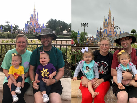 We Did It Again! Walt Disney World with Toddler Twins: Round 2!