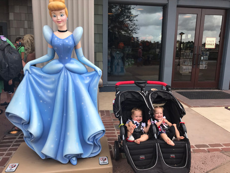 How We Managed a Disney Vacation with Twins and Lived to Tell About It Part 5