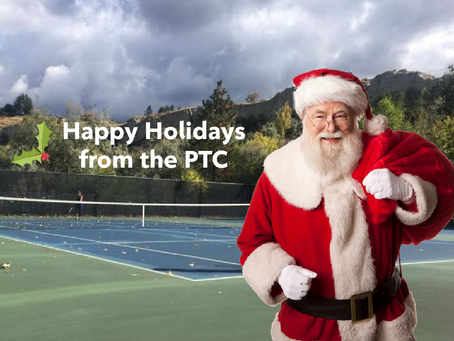 Happy Holidays from the PTC!