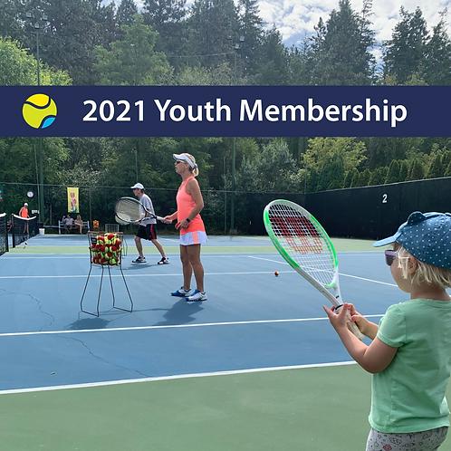 2021 Youth Membership