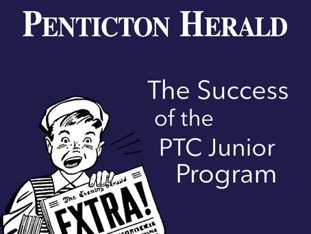 The Success of the PTC Junior Program
