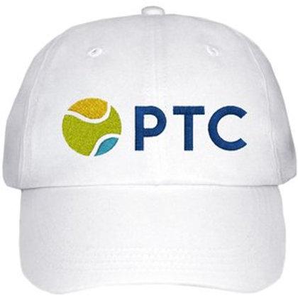 PTC Cap (White)