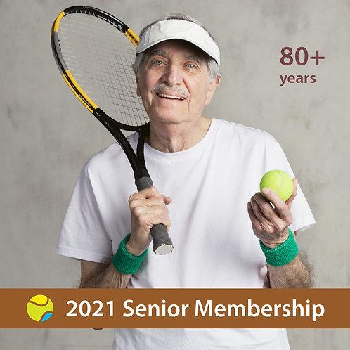 2021 Senior Membership