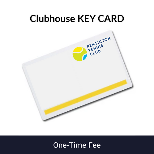 Clubhouse Key Card