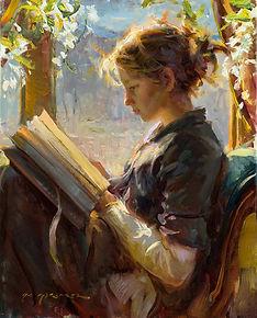 painting reading girl sunlight.jpg