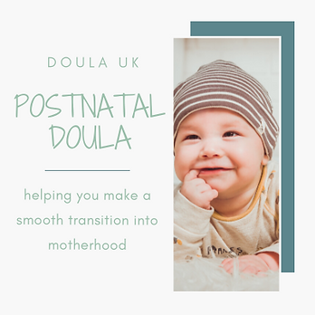 Postnatal Doula in Reading, Berkshire