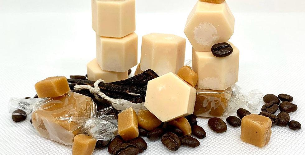 Caramel Vanilla Latte Wax Melts