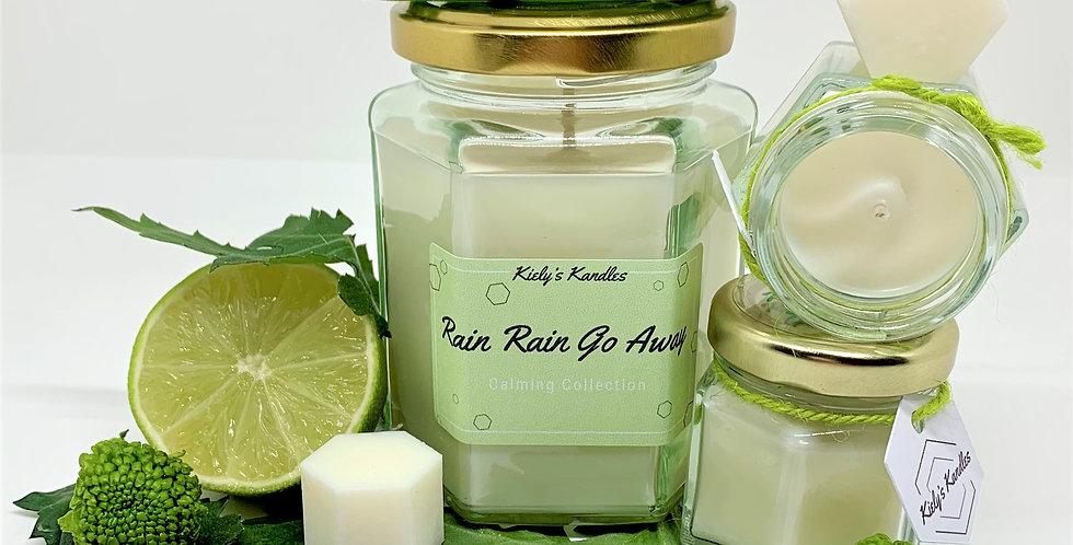 Rain Rain Go Away Candle
