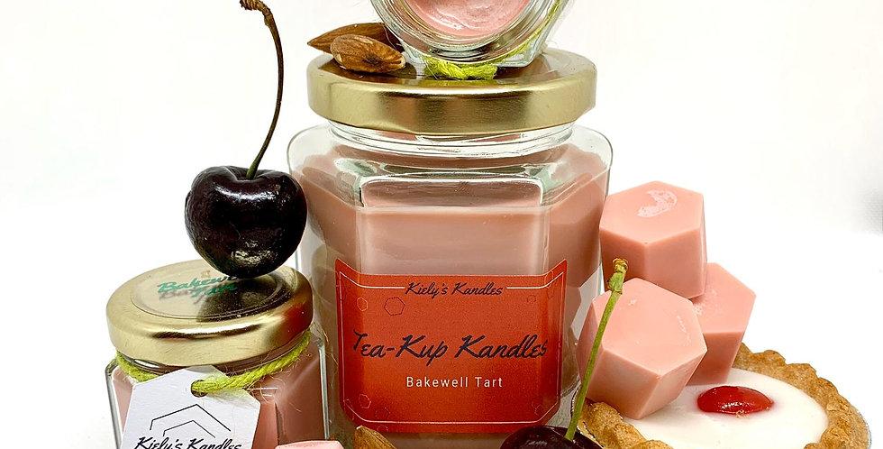 Bakewell Tart Candle