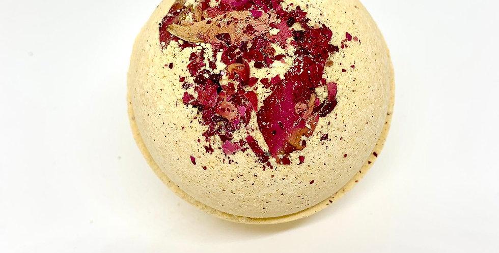 English Rose Bath Bomb