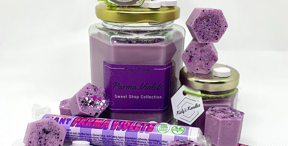 Parma Violets Candle