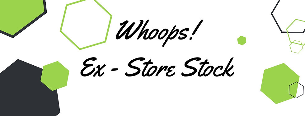 Whoopsie! Ex - Store Stock (RANDOM BUNDLE)