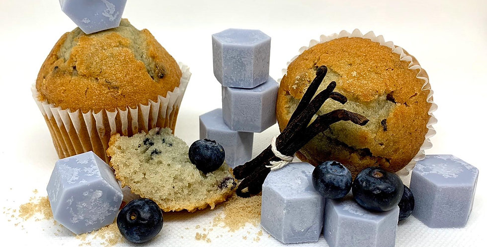 Blueberry Muffin Wax Melts