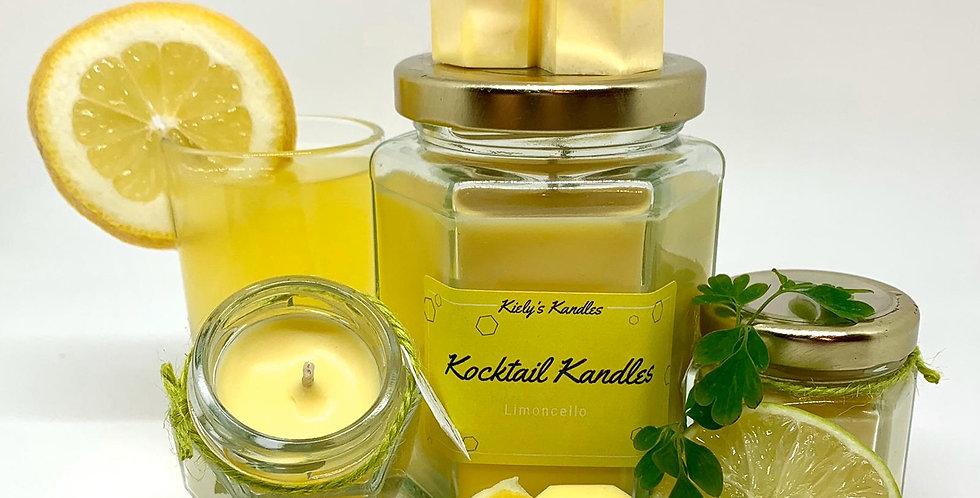 Limoncello Candle