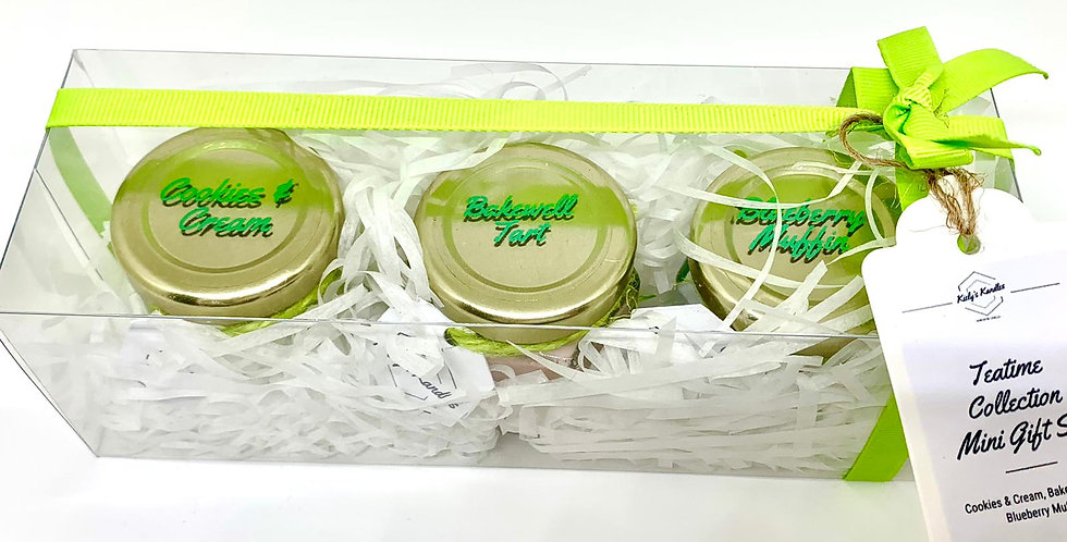 Teatime Collection Gift Set
