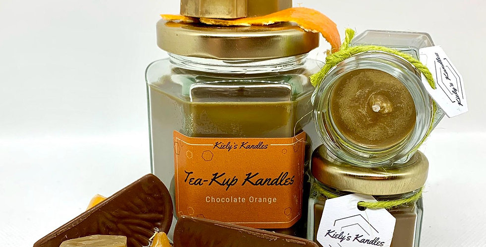 Chocolate Orange Candle