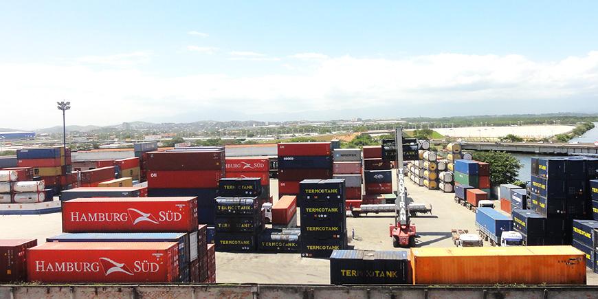 Redex  e Terminal de Container