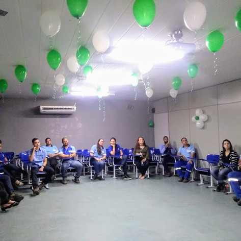 Sipat 2018 - Ginástica Laboral