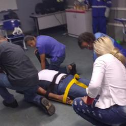 SIPAT 2017 - Primeiros Socorros