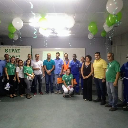SIPAT 2017 - Lei Seca