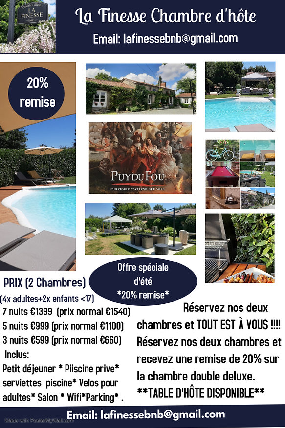 Copy of Hotel Promotion AD - Made with P