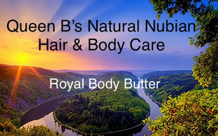 Queen Bs Natural Nubian Hair and Body Care