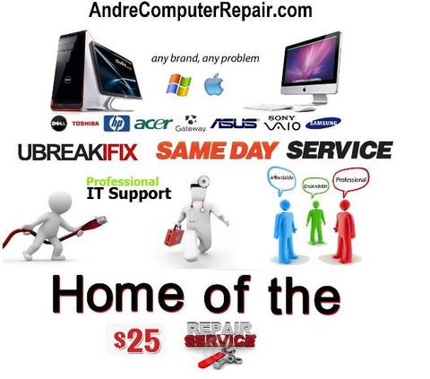 Andres Computer Repair