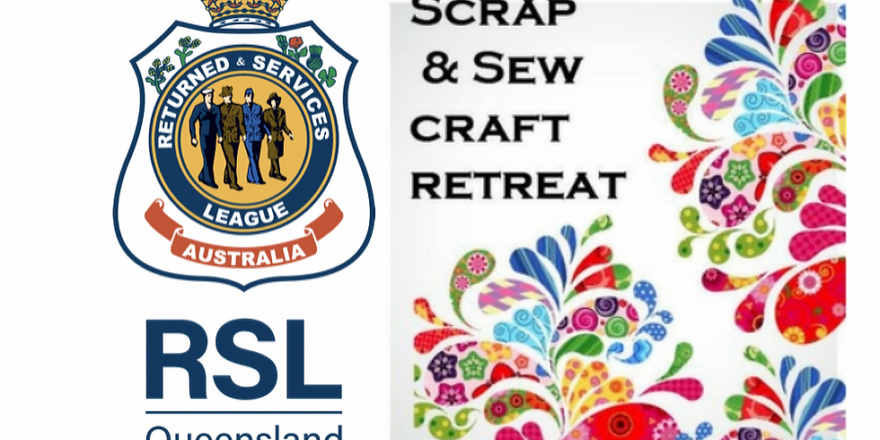 Partners craft and sewing respite retreat Aug 2021