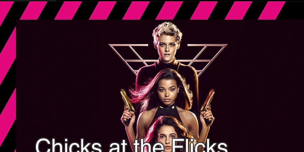 Chicks at the flicks  CharlesAngels