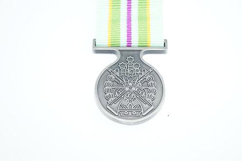 Following Deployment Medallion