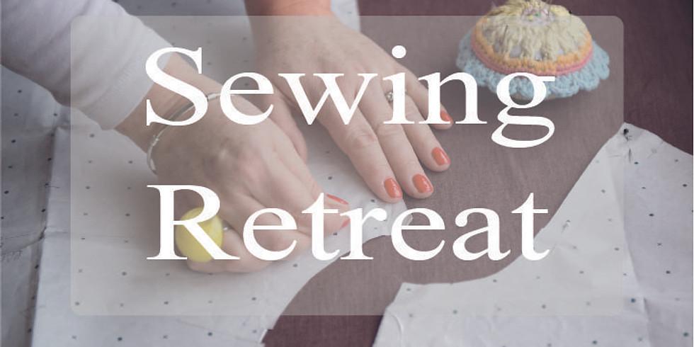 Sewcial Sewing Retreat