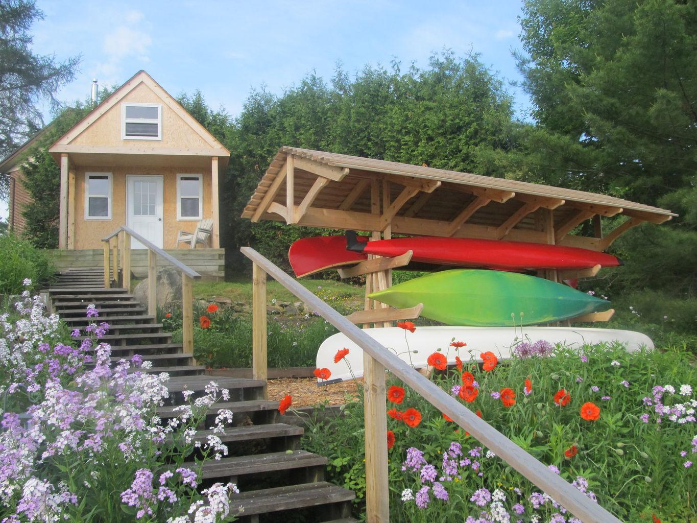 NY NC: Instant get Kayak rack plans wood