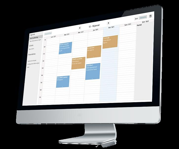 Agenda en ligne / Agenda électronique