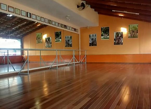 Coworking de Dança, Teatro, Cant, Treinamentos e Atividades Físicas