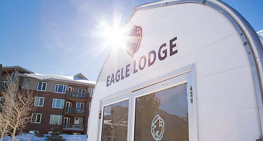 Eagle Lodge at Mammoth Mountain, CA