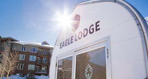 Eagle Lodge at Mammoth Mountain, CA