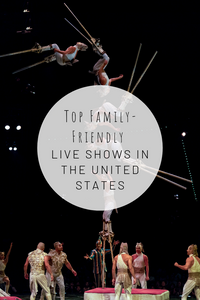 Pinterest photo of Top Family-Friendly Live Shows in the United States
