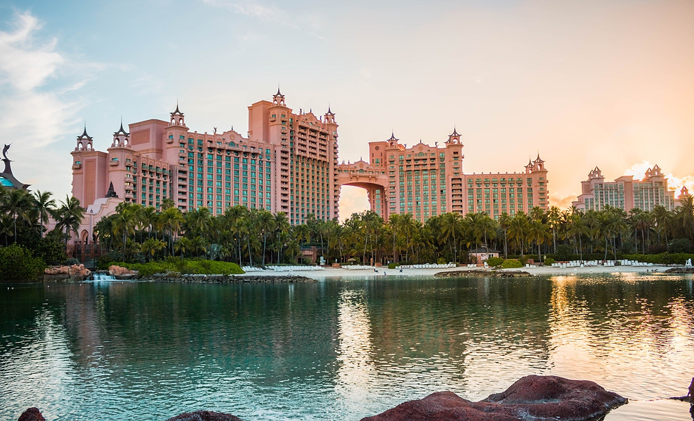 The Atlantis Bahamas Resort, perfect for families wanting all-inclusive travel