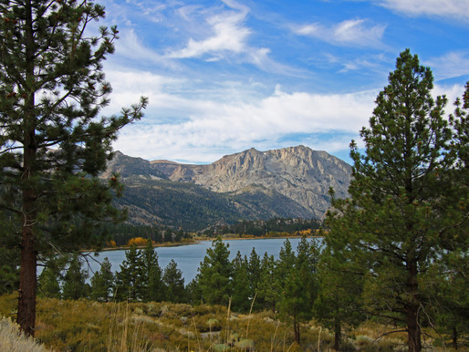 Where to Eat + Sleep + Play In June Lake, CA
