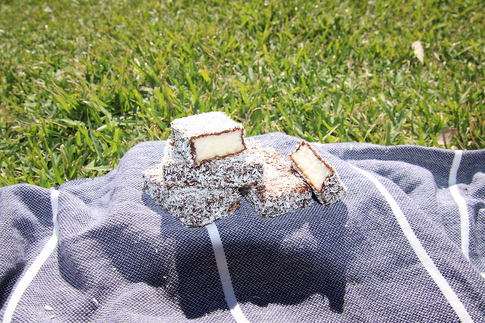 Lamingtons in Australia