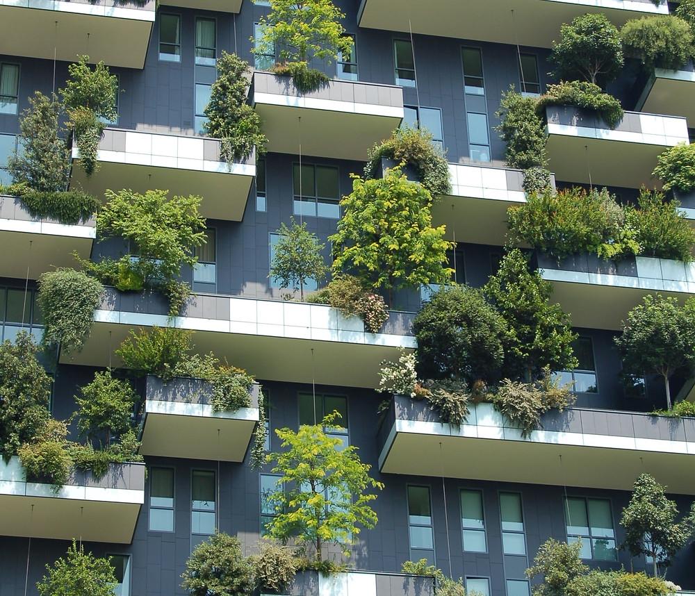 Eco-friendly hotel for environmentally conscious tourism