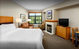 Room at Westin Manache Resort Mammoth Mountain California