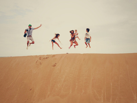How to Foster Joy, Bonding + Wellness on a Family Vacation