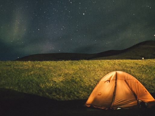 Creating a Relaxing + Adventure-Filled Family Camping Trip