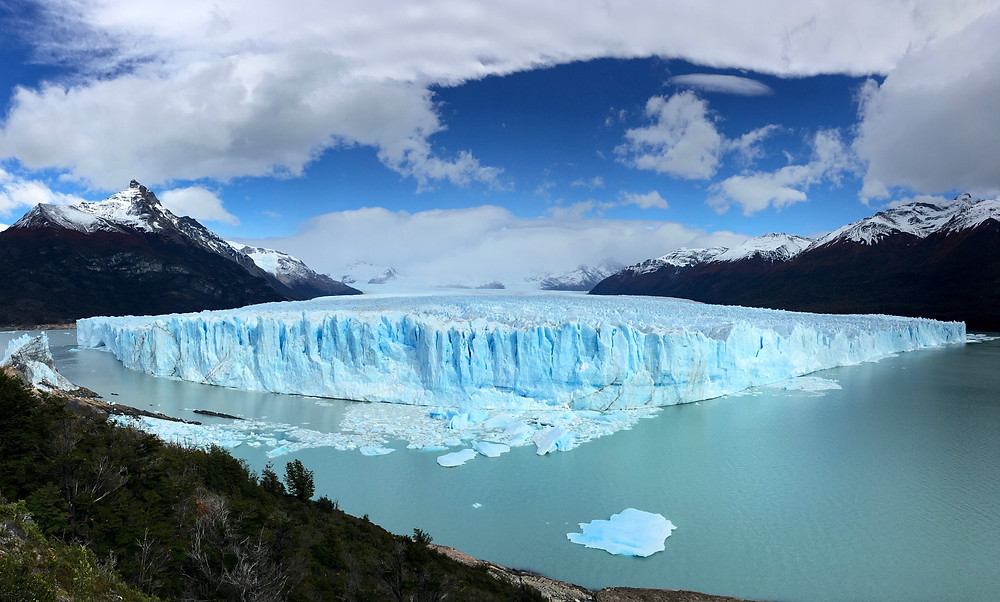 Perito Moreno Glacier at Los Glaciares National Park