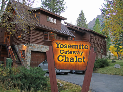 Guide To Yosemite Gateway Chalet – One of The Most Idyllic Log Cabins In June Lake