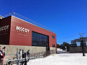 McCoy Station lodge at Mammoth Mountain
