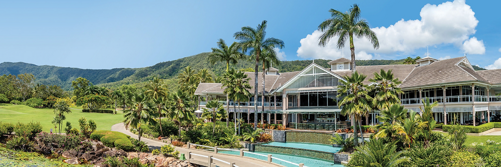Paradise Palms Hotel in Cairns, Australia